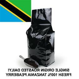 2, 5,10 lb Tanzania Peaberry Coffee Roasted Fresh Daily in U