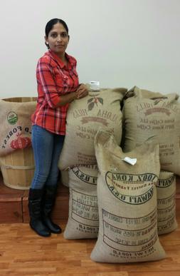 100% Kona Hawaiian Coffee, Medium Roast Whole Beans, Fresh R