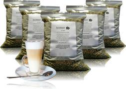 100% Peru Fair Trade Organic Unroasted Green Whole Coffee Be