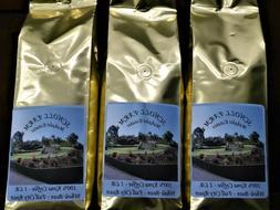 100% Kona Coffee Whole Bean, Full City Roast, 5 LB, Sold by