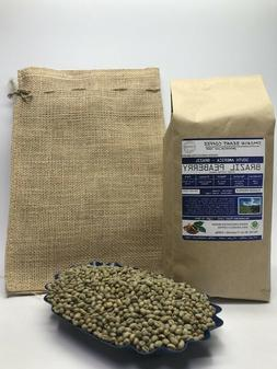 1lb/30lb - Brazil Peaberry – Specialty Grade – Unroasted