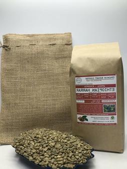 1lb/30lb - Ethiopian Harrar Natural – Premium Unroasted Gr