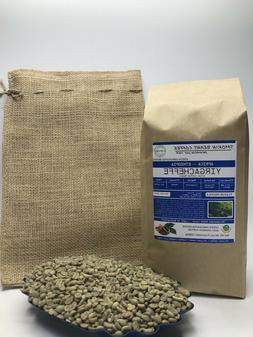 1lb/30lb - Ethiopian Yirgacheffe – Premium Unroasted Green