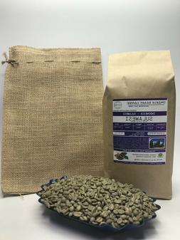 1lb/30lb - Sulawesi – Specialty Grade - Premium Unroasted