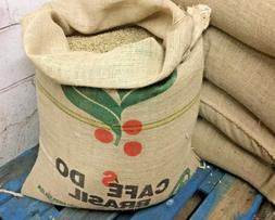 5 lb Santos Brazil All Natural Green UnRoasted Raw Coffee Be