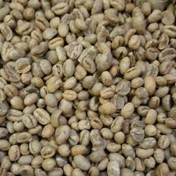 5 lbs of Fresh Tanzania Peaberry UnRoasted Green Coffee Bean