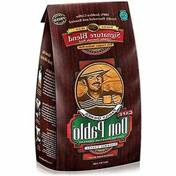 5LB Cafe Roasted Coffee Beans Don Pablo Gourmet Signature Bl