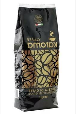 6/1Kg Case Italian Espresso Whole Bean Coffee. Top Quality A