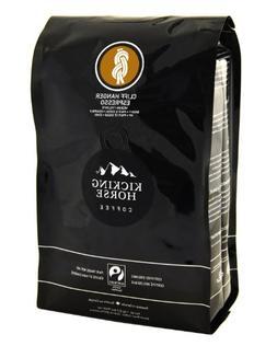 Kicking Horse Coffee, Whole Bean, Cliff Hanger Espresso, 2.2