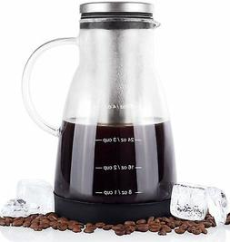 Bean Envy Cold Brew Coffee Maker - 32 oz - Premium Quality G