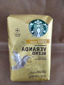 Starbucks Blonde Roast Whole Bean Coffee 6 bags