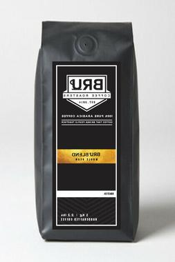 BRU Blend Coffee Beans - 100% Arabica - 1kg/ 2.2 lbs