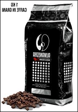 Coffee Bean Blend Arabica or Ground 2.2lbs Espresso Machine