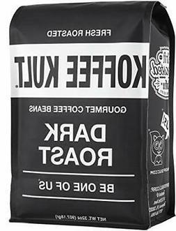 Koffee Kult Dark Roast Coffee Beans  Highest Quality Delici