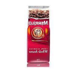 MERRILD Denmark Whole Coffee Beans Medium Roast Arabica 1kg