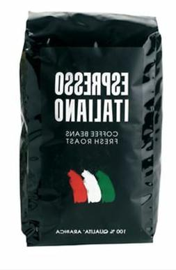 Espresso Italiano Italian Fresh Roast Coffee Beans Qualita A
