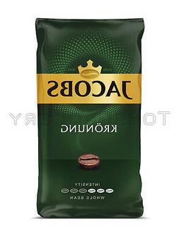 JACOBS Kronung Whole Bean Coffee 1kg / 35oz