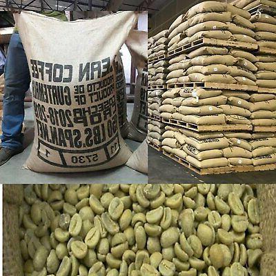 Specialty Coffee Beans Raw Unroasted Kafetos Farm