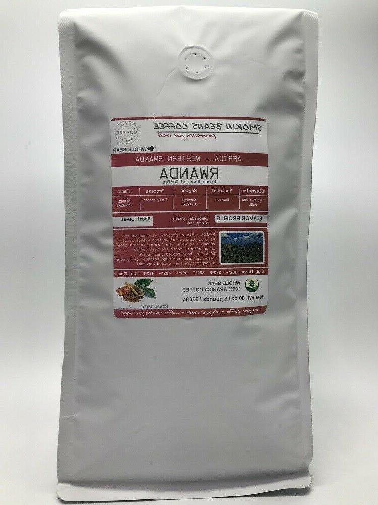 8oz/5lb - Rwandan Coffee – Africa – Premium Fresh Roaste