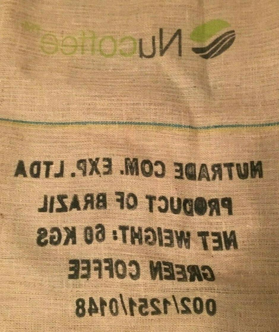 Nucoffee coffee Brazil 5 priority mail