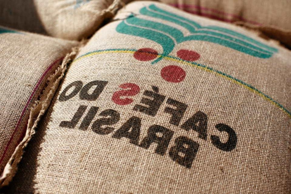 Green Coffee Beans Brazil Cerrado lbs. Brasil