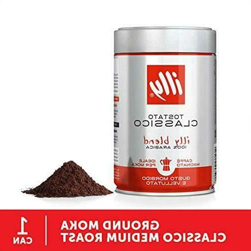 roast ground moka coffee