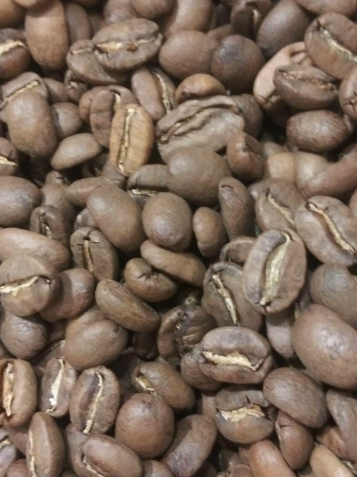 roasted coffee beans 24 oz bag papua