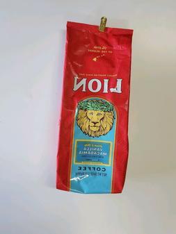 Vanilla Macadamia Nut Coffee whole bean 24 oz LION Coffee Ha