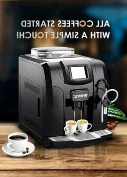 ME712 BEANS TO CUP COFFEE MACHINE DIGITAL SCREEN ONE TOUCH C