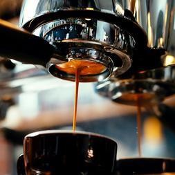Organic Espresso Arabica Coffee, Fresh Roasted Whole Beans o