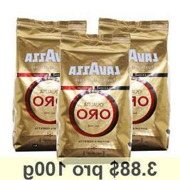Lavazza Qualita Oro Coffee Beans, 1000g