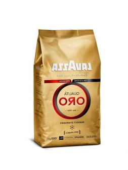 Lavazza Qualita Oro - Whole Bean Coffee, 2.2 lb Bag  Made in