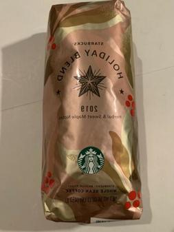 Starbucks Holiday Blend 2019 Whole Bean Coffee 16oz LAST ONE