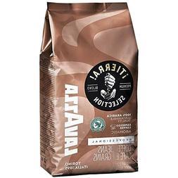Lavazza Tierra Espresso Coffee Beans 100% Arabica Selection