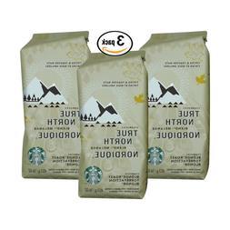 Starbucks True North Blend Whole Coffee Bean 1 Pound