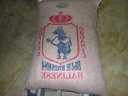 Up to 15 Pounds Bali Blue Moon Organic RFA, Fresh Coffee Bea