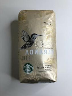 Veranda Blend Starbucks Blonde Roast Whole Bean 100% Arabica