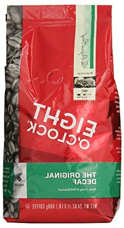 Eight O'Clock Whole Bean Coffee, The Original Decaf, 24 Ounc