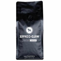 Wild Coffee, Whole Bean Organic, Fair Trade Roast-To-Order C